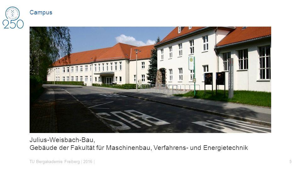 Reinstraum TU Bergakademie Freiberg | 2016 | 16 Forschung
