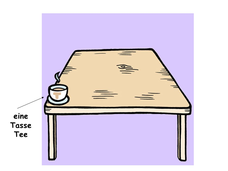 ein Kaffee