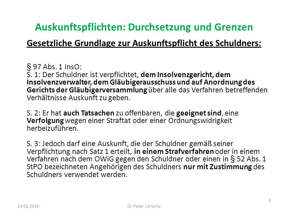 Begründung von Masseverbindlichkeiten in der Eigenverwaltung Zu weitgehend AG Montabaur, Beschl.