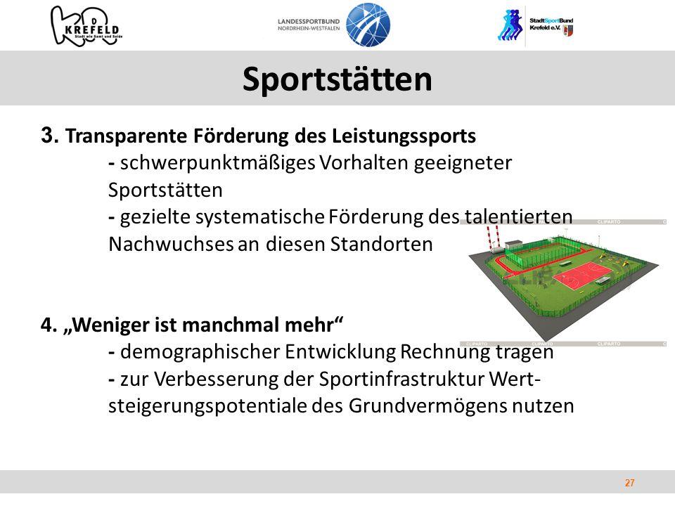 27 Sportstätten 3.