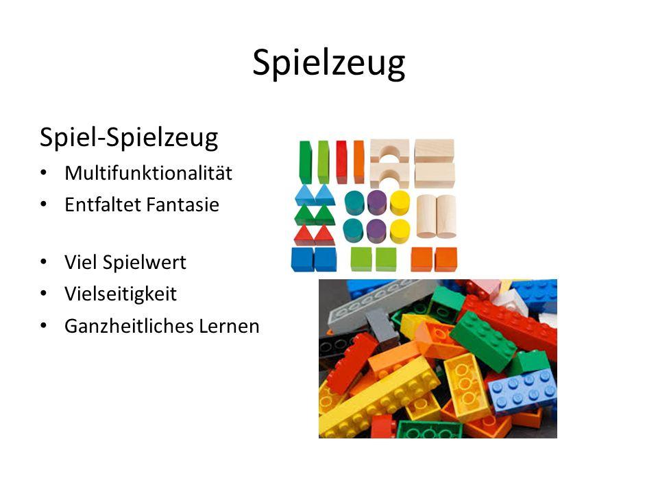 Spielzeug Spiel-Spielzeug Multifunktionalität Entfaltet Fantasie Viel Spielwert Vielseitigkeit Ganzheitliches Lernen
