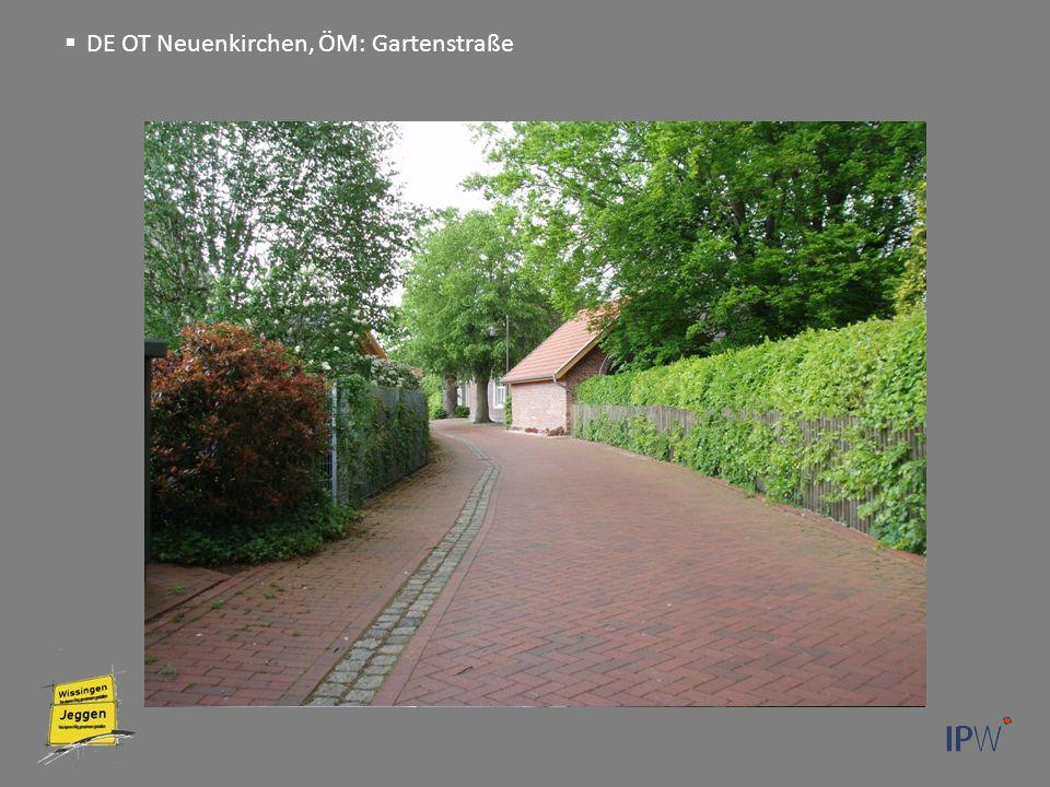  DE OT Neuenkirchen, ÖM: Gartenstraße