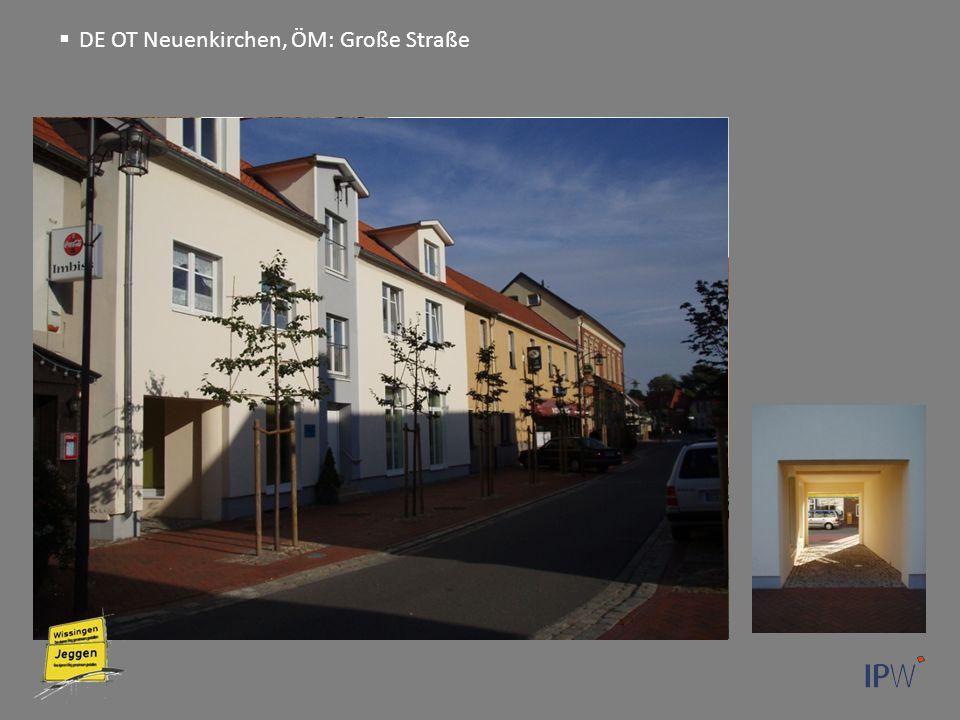  DE OT Neuenkirchen, ÖM: Große Straße