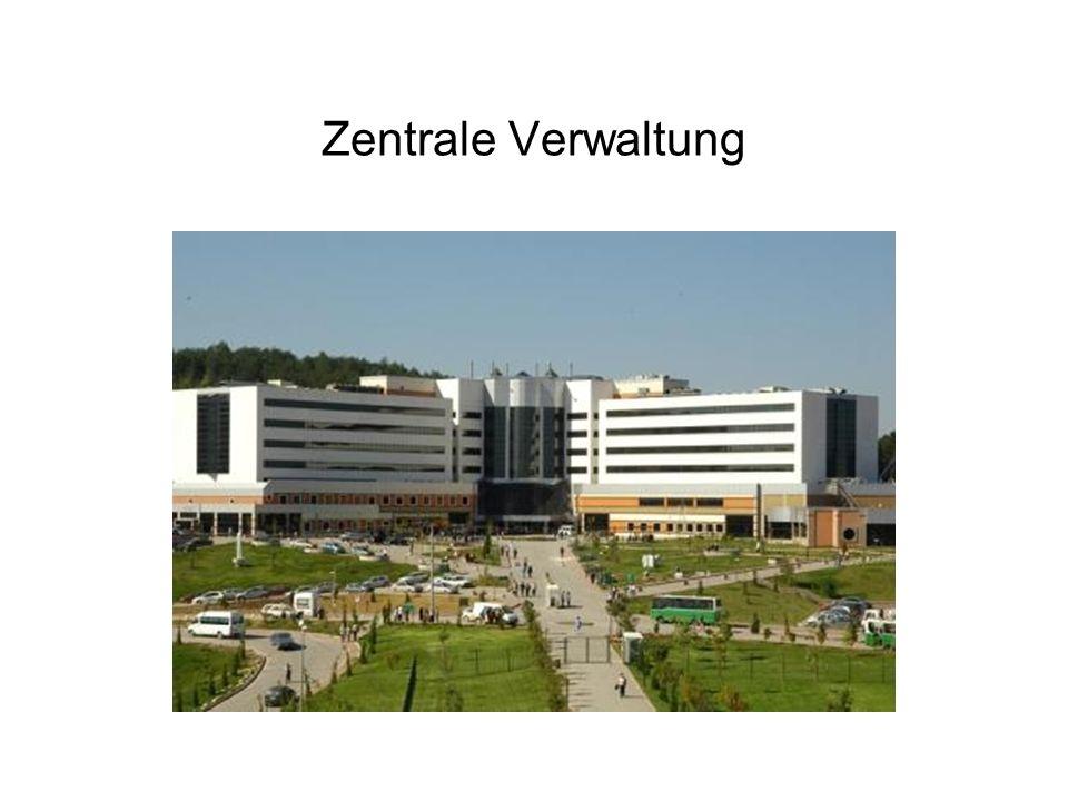 Zentrale Verwaltung