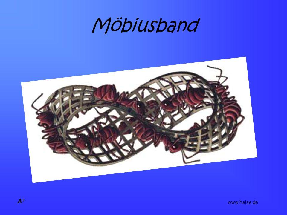 A³ Möbiusband www.heise.de