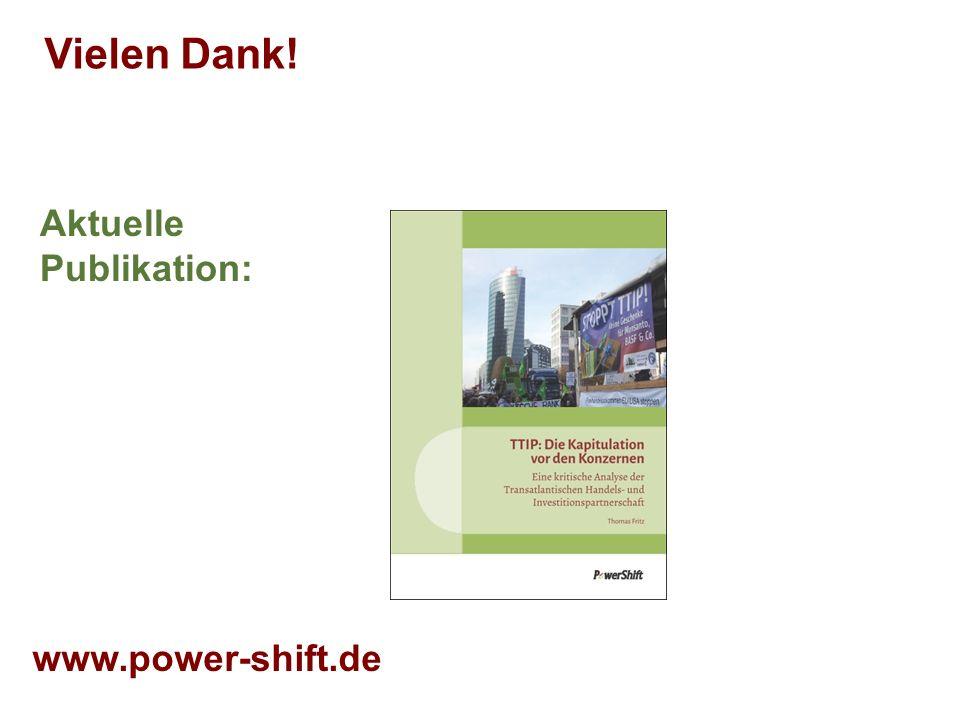 Vielen Dank! www.power-shift.de Aktuelle Publikation: