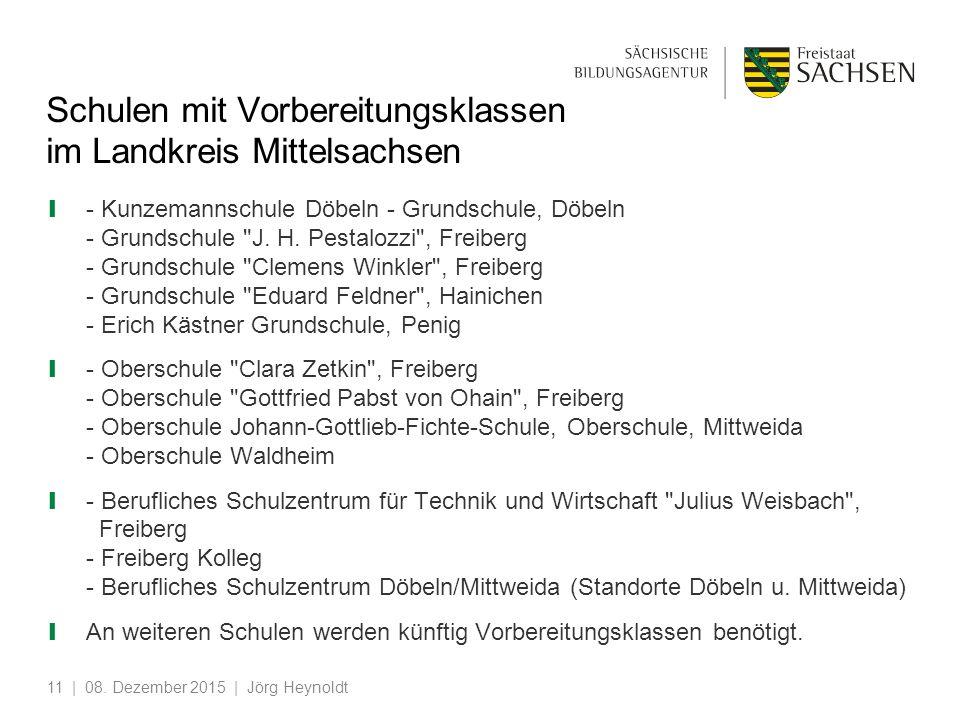 Schulen mit Vorbereitungsklassen im Landkreis Mittelsachsen ❙ - Kunzemannschule Döbeln - Grundschule, Döbeln - Grundschule J.