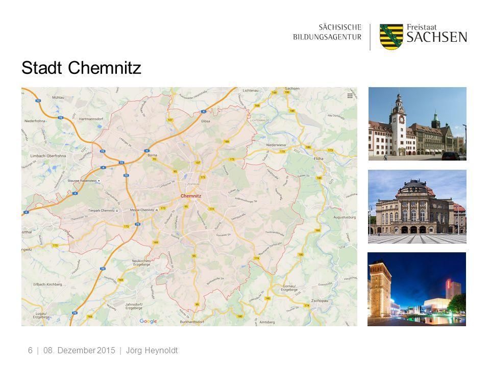 | 08. Dezember 2015 | Jörg Heynoldt6 Stadt Chemnitz