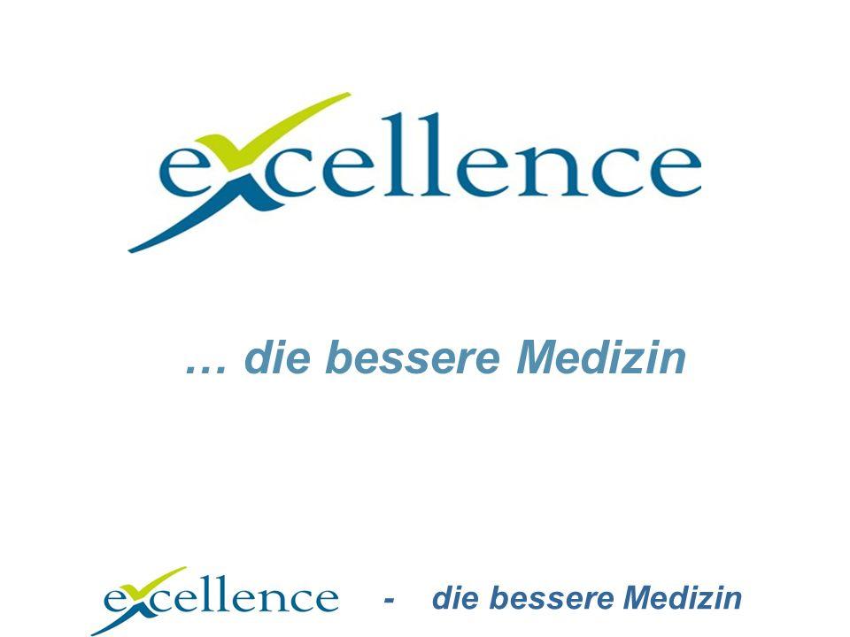 - die bessere Medizin … die bessere Medizin
