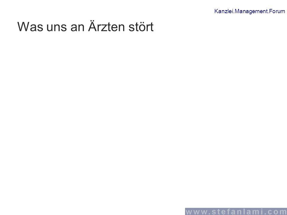 Kanzlei.Management.Forum Erkenntnisse
