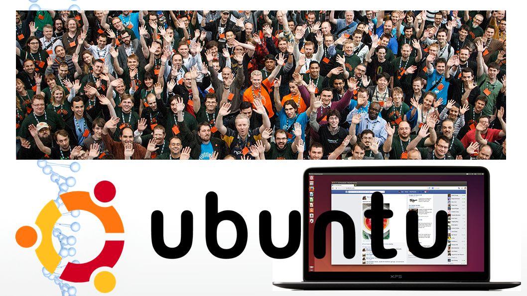 1 Ubuntu meets Ubuntu