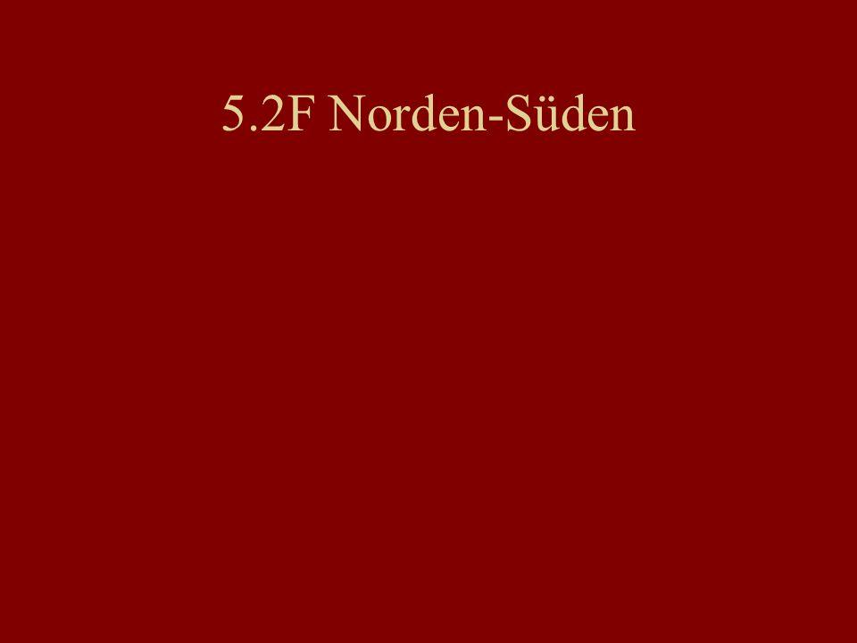 5.2F Norden-Süden