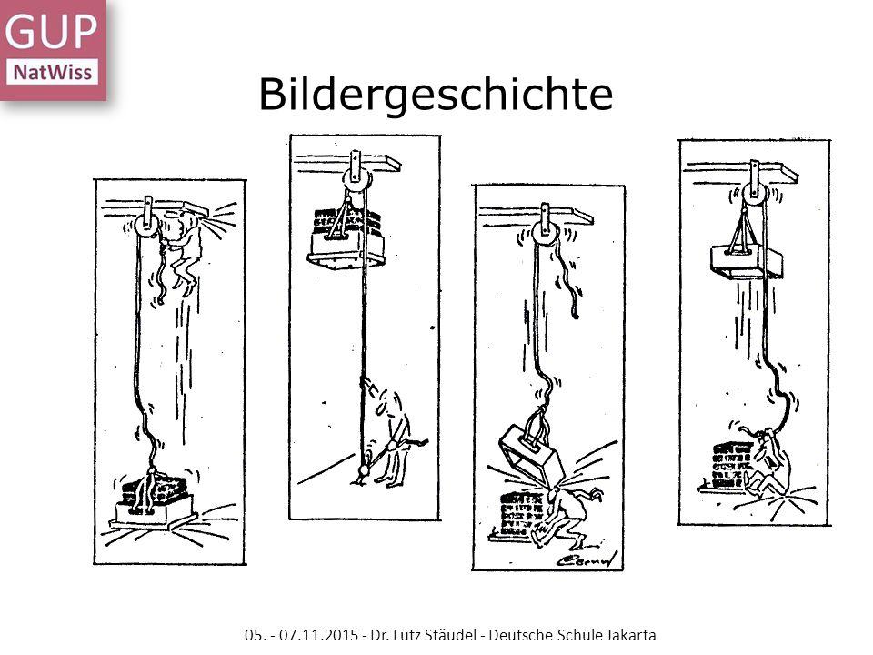 Bildergeschichte 05. - 07.11.2015 - Dr. Lutz Stäudel - Deutsche Schule Jakarta