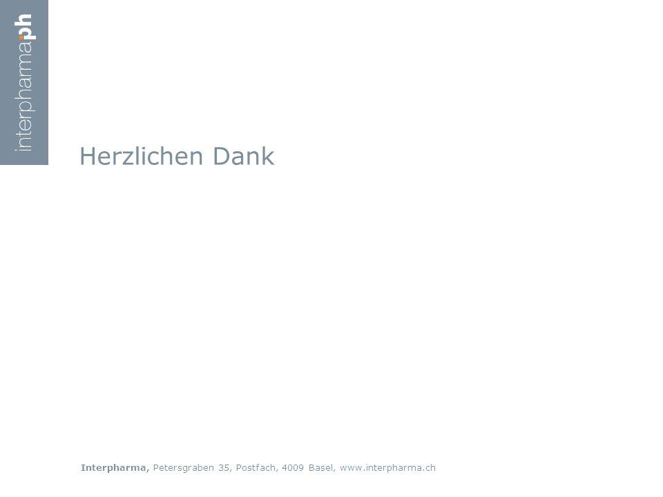 25. September 2010 (zu verändern im Titelmaster) Referent, Funktion (einzugeben im Titelmaster) Interpharma, Petersgraben 35, Postfach, 4009 Basel, ww