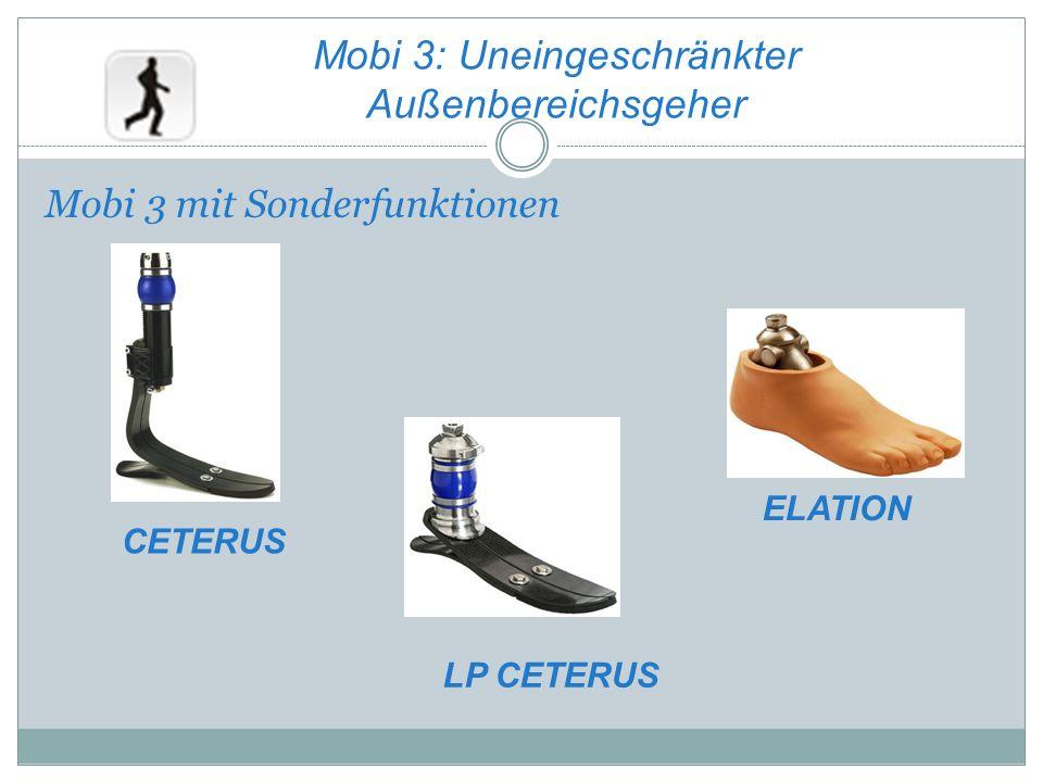 Mobi 3 mit Sonderfunktionen ELATION CETERUS LP CETERUS