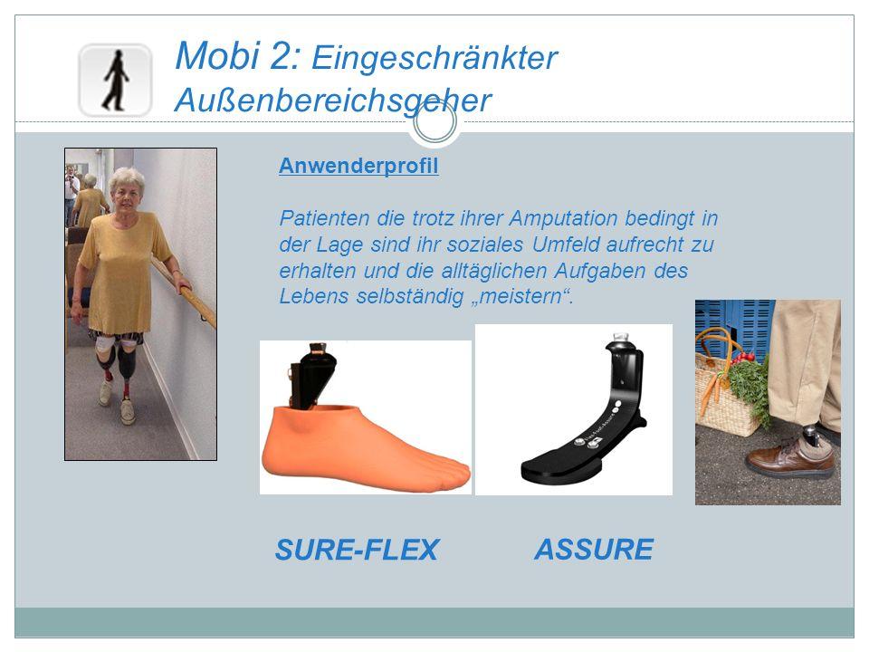 Abschließende Einstufung in Mob.-Klasse Möglichst gemeinsam im Team (Arzt – Techniker – Physiotherapeut) Dokumentation des ermittelten und zu erwartenden Mobilitätsgrades Darstellung auf der Verordnung/Rezept