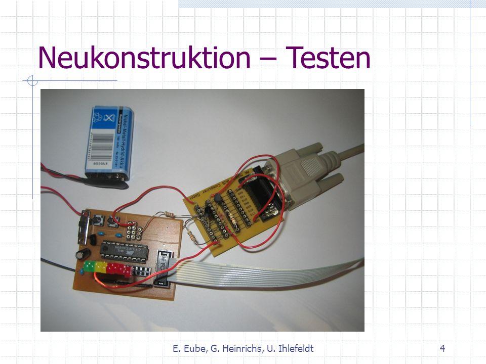 Prototyp – Bau E. Eube, G. Heinrichs, U. Ihlefeldt5