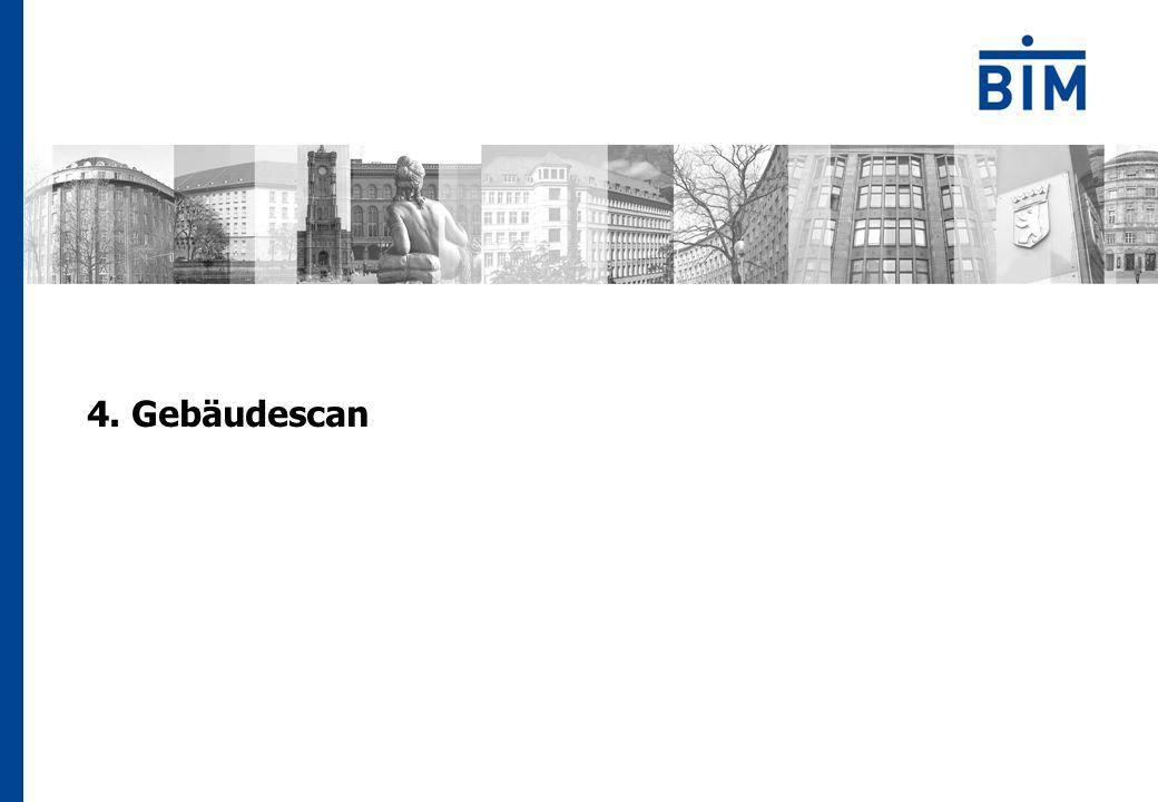 4. Gebäudescan