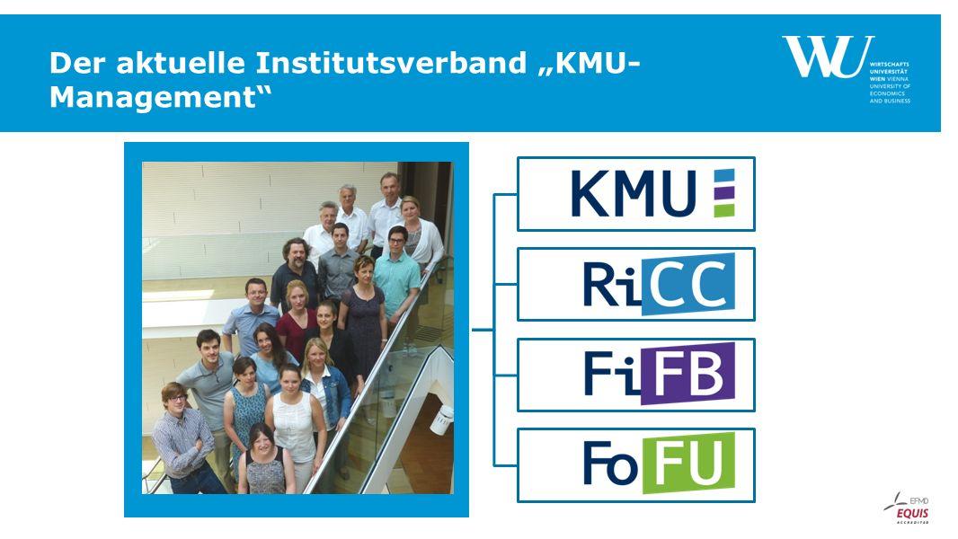 """Der aktuelle Institutsverband """"KMU- Management"""" Neues Foto!"""