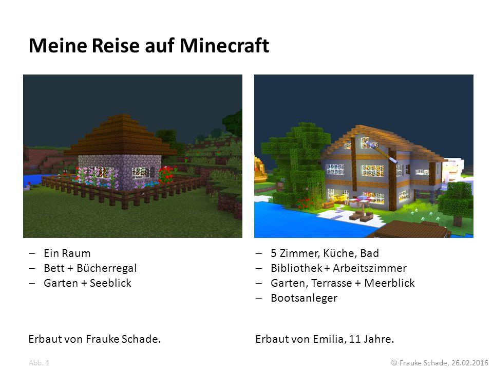 Minecraft wird in 7.000 Klassen weltweit im Unterricht eingesetzt, weil damit komplexes Wissen einfach vermittelt werden kann.