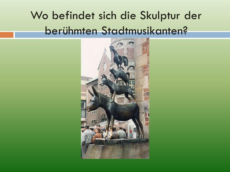 Wo befindet sich dieses Denkmal?