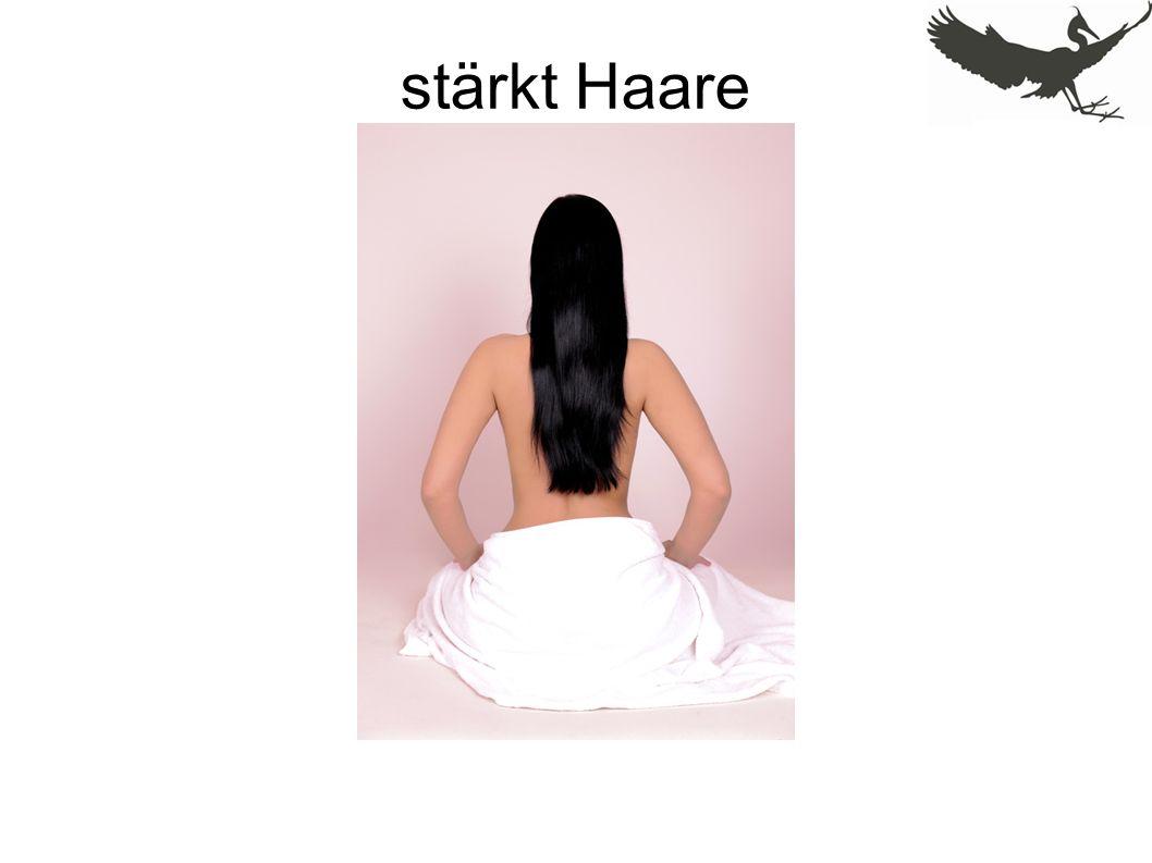 stärkt Haare