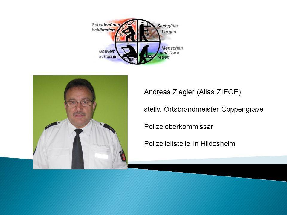 Andreas Ziegler (Alias ZIEGE) stellv.