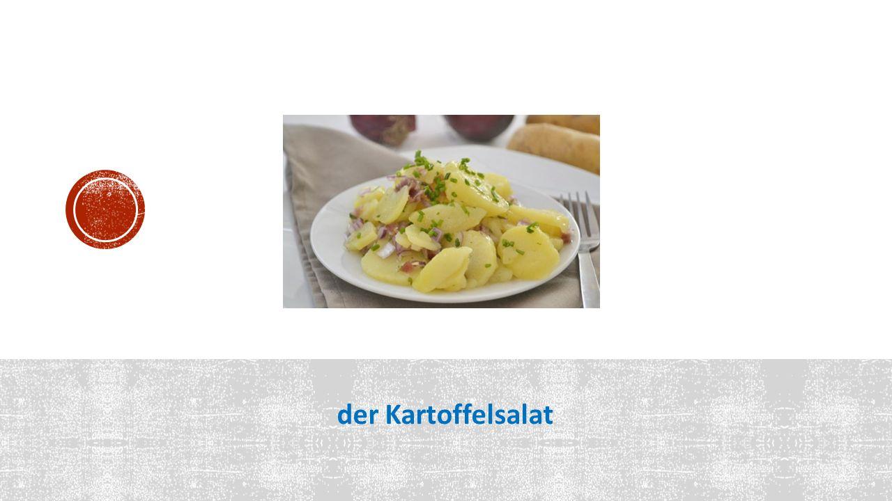der Kartoffelsalat