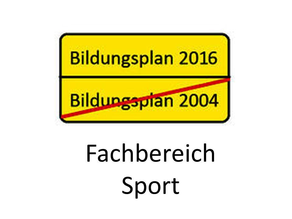 Fachbereich Sport