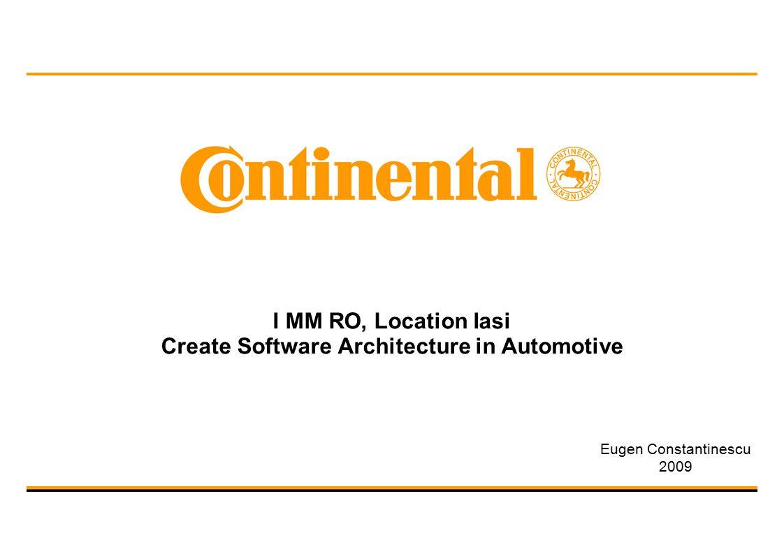 Bitte Absenderangaben auf dem Folienmaster ändern ein- oder zweizeilig Product Line Engineering Paradigm to develop software applications using platforms.