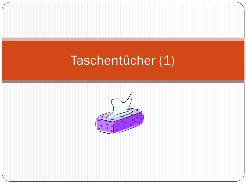 Taschentücher (1)