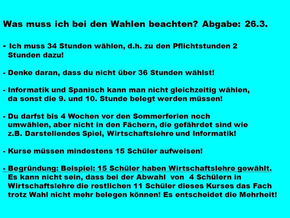 Beispiel Abitur: Berufliches Gymnasium (Sozialer Zweig) E-KurseStunden/Prüfung Pflichtkernfach Pädagogik/Psychologie oder Gesundheit 5: (1.