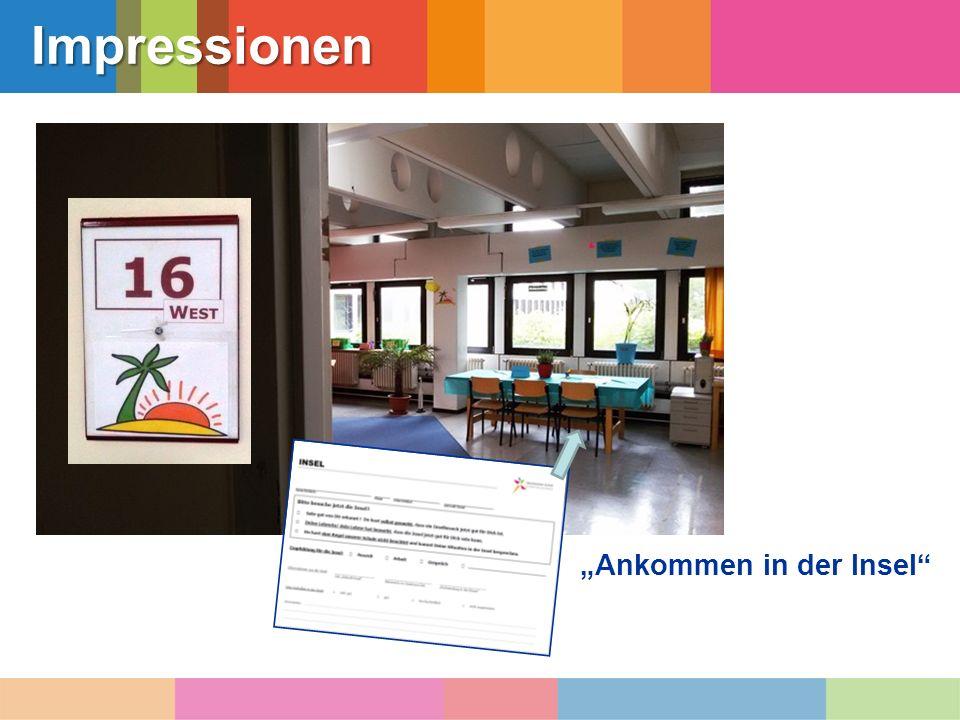 """Impressionen Bereiche: """"Sprechen und Planen , """"PC-Arbeit und """"Hören und Entspannen …"""