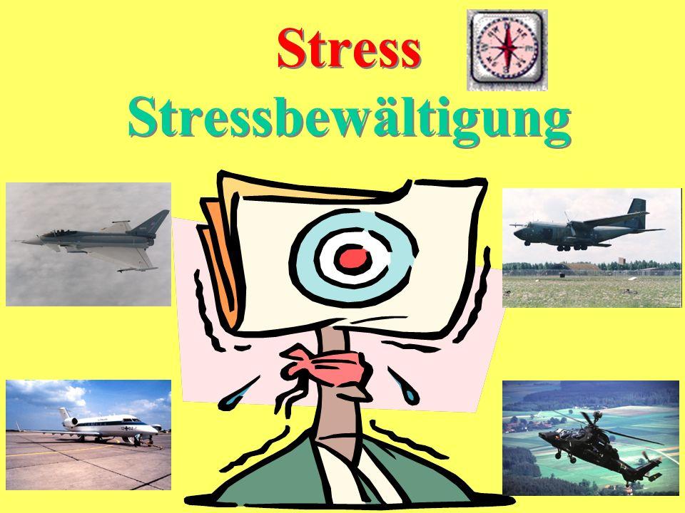 Ansatzmöglichkeiten zur Stressbewältigung Kurzfristige Erleichterung wenn : man die Ursache einer Belastung ( momentan) nicht verändern kann (will) man sich in einer Stresssituation befindet und einen kühlen Kopf behalten will man bemerkt, dass die eigene Erregung zu hoch ist und wenn man sie senken möchte z.B.