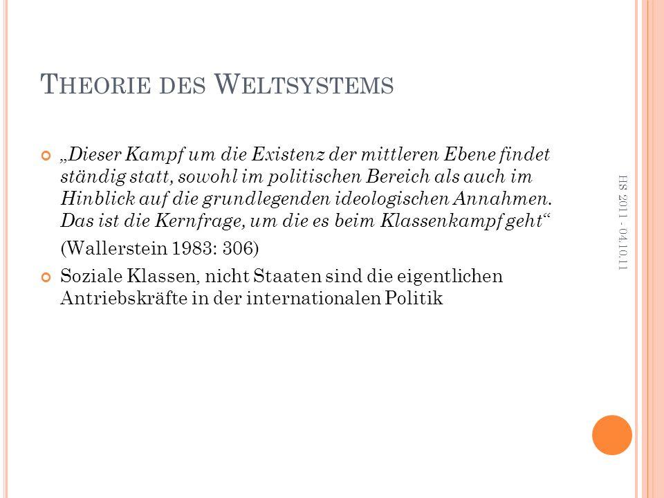 A BSCHLUSS VIELEN DANK FÜR EURE AUFMERKSAMKEIT HS 2011 - 04.10.11