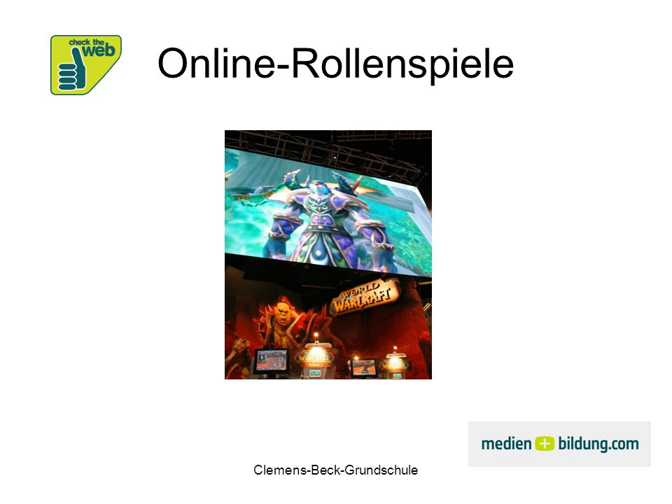 Clemens-Beck-Grundschule Gefahren und Fallen Filmbeispiel: Wo ist Klaus .