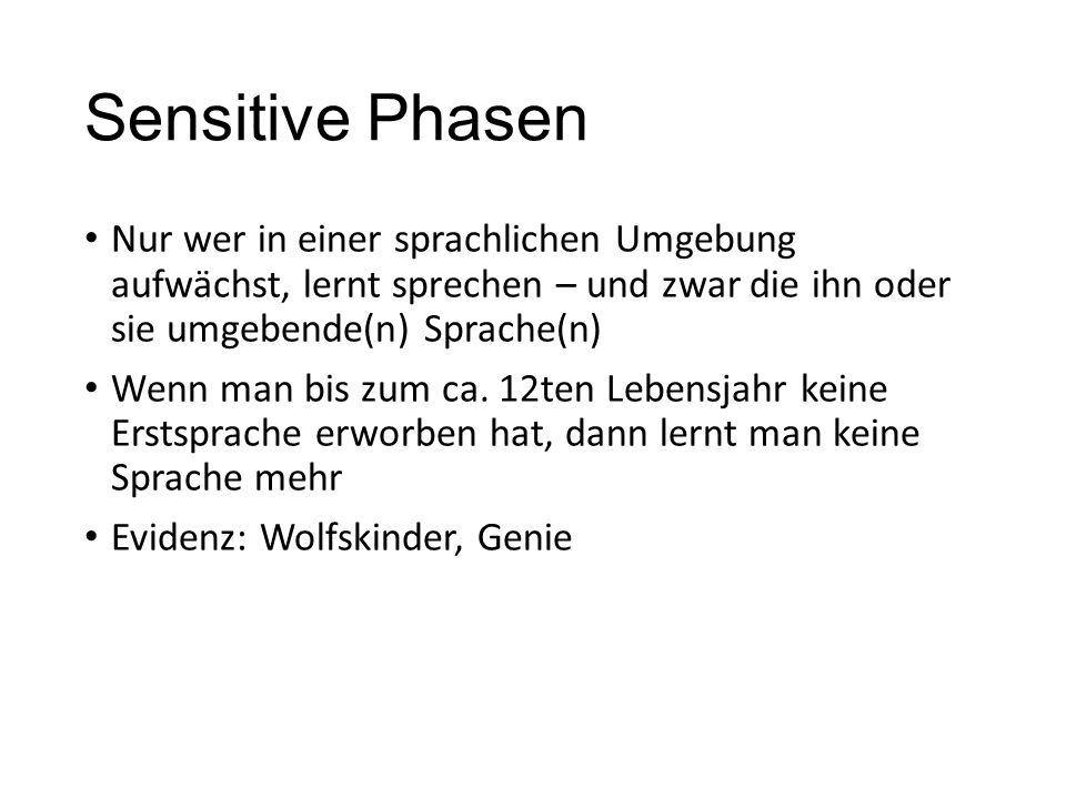 Wortartenentwicklung (Kauschke 2012)