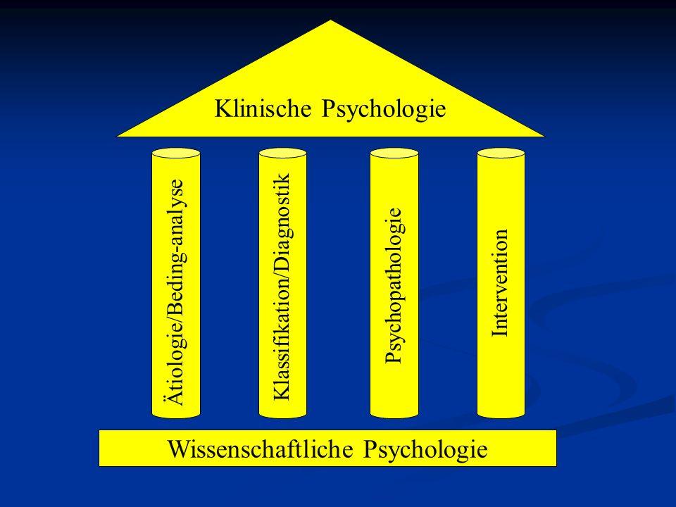 Ebenen der klinisch- psychologischen Interventionen Ebene der psychischen Funktionen Ebene der psychischen Funktionen Ebene der Funktionsmuster Ebene der Funktionsmuster Ebene der interpersonellen Systeme Ebene der interpersonellen Systeme