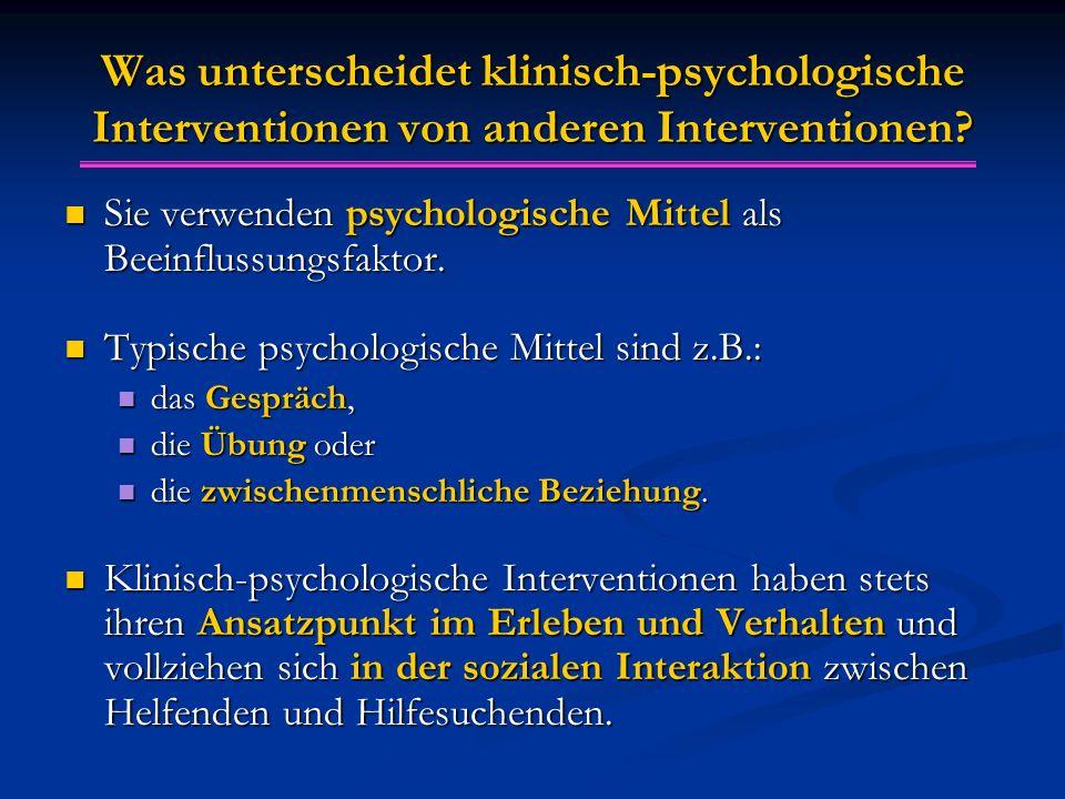 """Gemeinsamkeiten zwischen B und P (2) Die Interpretation """"B vs."""