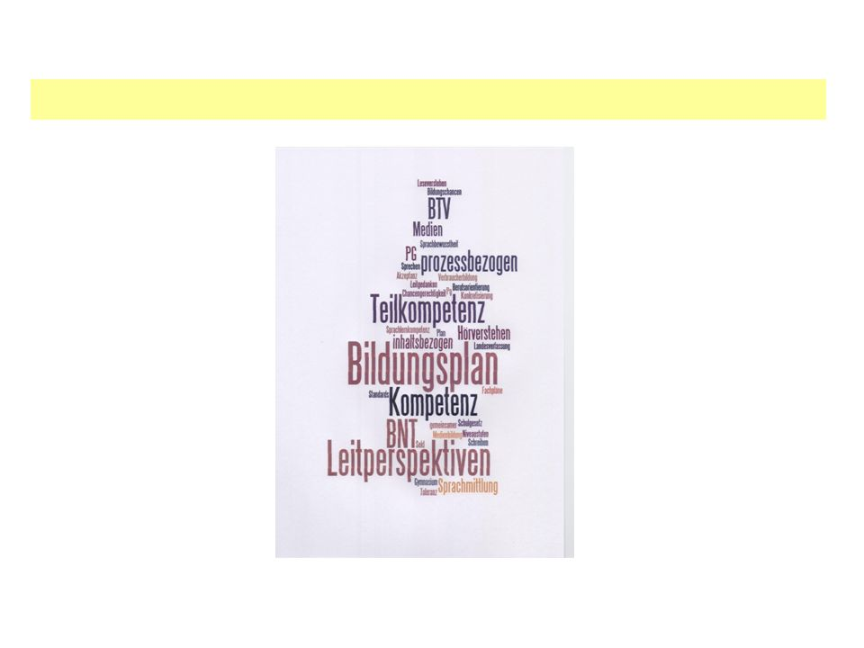  Grundlagen der Bildungsplanreform 2016  Aufbau der neuen Bildungspläne für das Fach Französisch: - Leitgedanken -Prozessbezogene Kompetenzen -Zuordnungsaufgabe: Bestimmung von Teilkompetenzen -Inhaltsbezogene Kompetenzen am Beispiel des Leseverstehens -Exkurs I: Verhältnis der Pläne für das Gymnasium und für die Sekundarstufe I -Exkurs II: Verhältnis der Pläne für die 1.