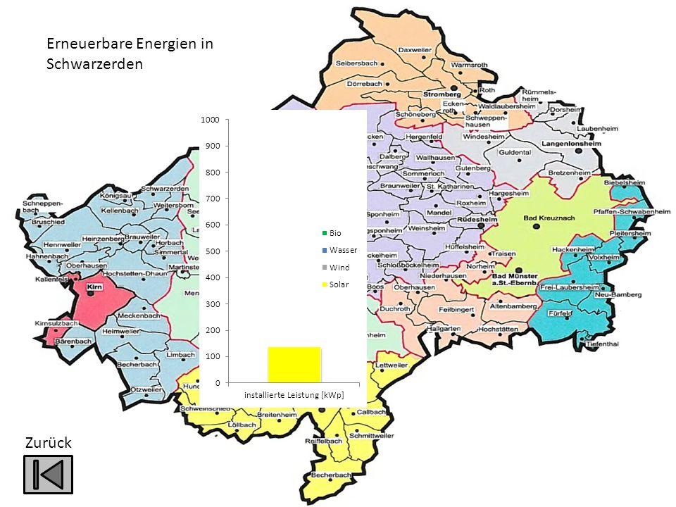 Zurück Erneuerbare Energien in Schwarzerden