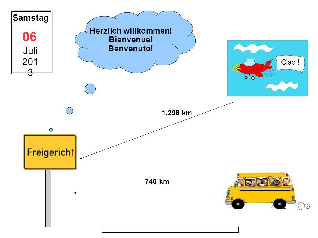 -> Fahrt mit dem Bus in die Rhön auf die Wasserkuppe (950,2 m ü.