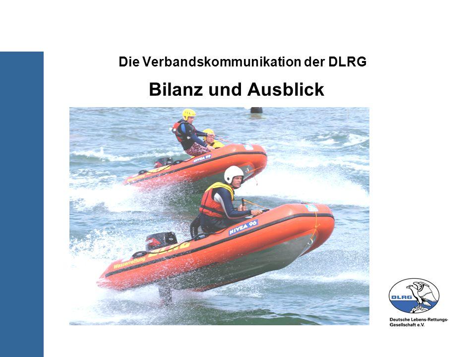 Die Verbandskommunikation der DLRG Bilanz und Ausblick
