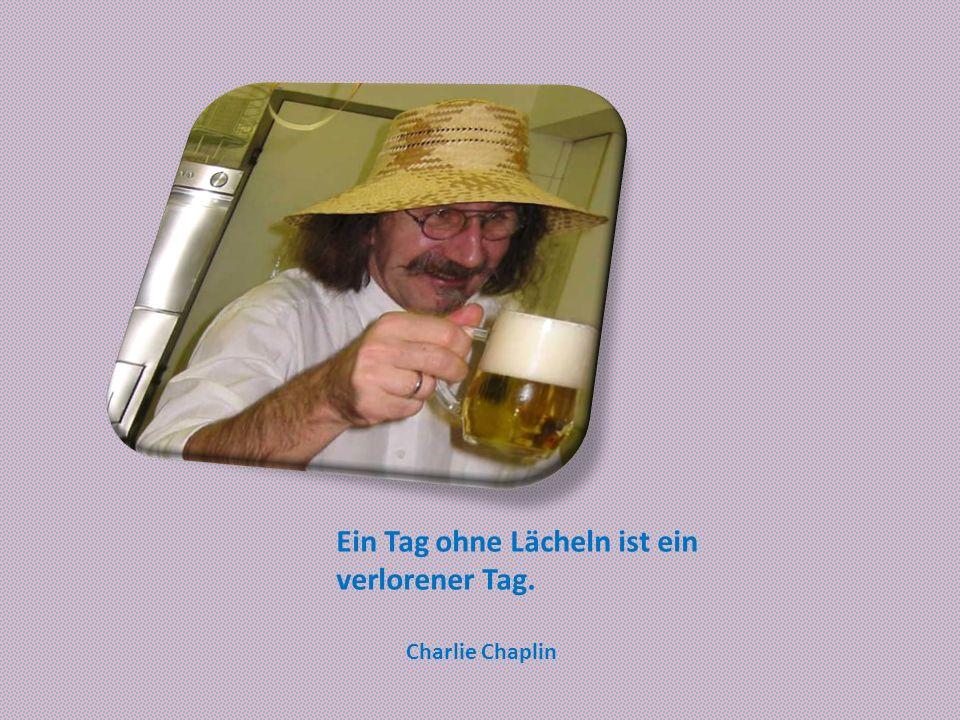 Humor ist das einzige, das man im Leben ernst nehmen muss, alles andere muss man mit Humor ertragen.
