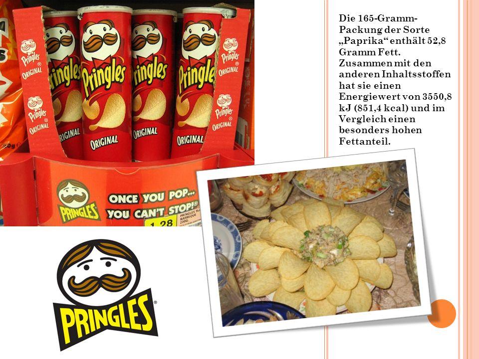 D ANKE FÜR I HRE A UFMERKSAMKEIT ! https://de.wikipedia.org/wiki/Pringles