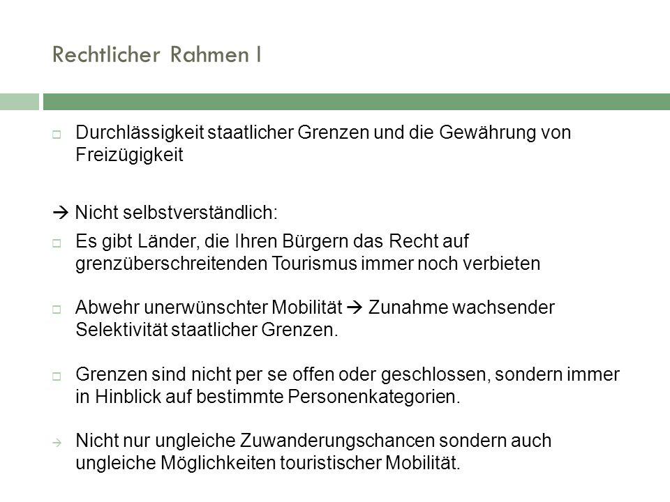 Reiseverhalten Schweizerinnen und Schweizer  Nach Bildung