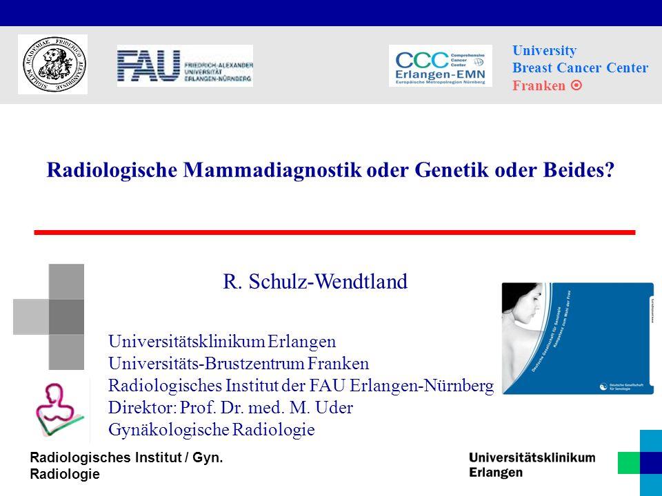 Radiologisches Institut / Gyn.Radiologie Fasching et al.