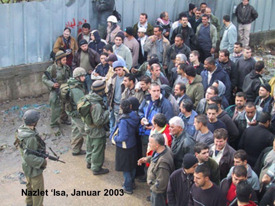 Nazlet 'Isa, Januar 2003