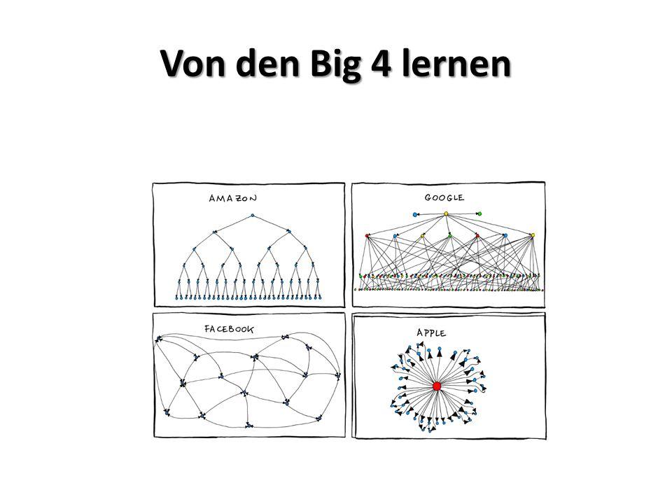 Von den Big 4 lernen