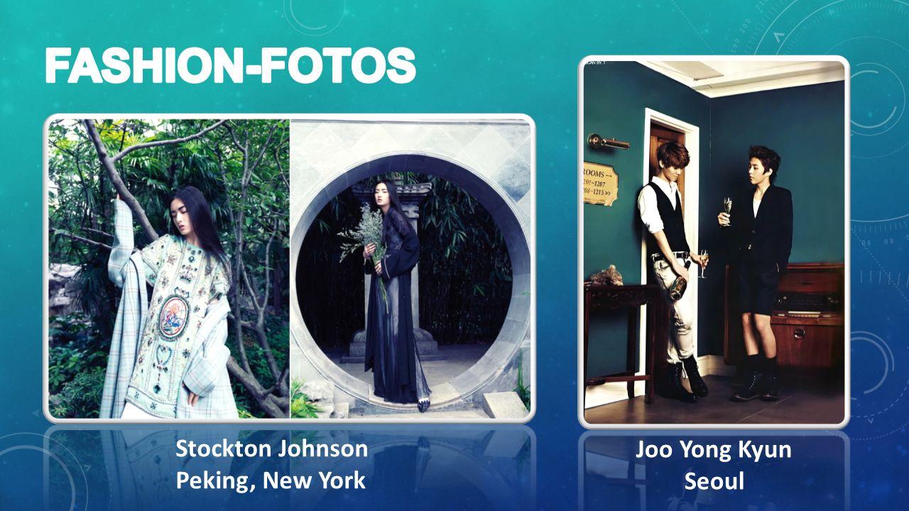 Stockton Johnson Peking, New York Joo Yong Kyun Seoul